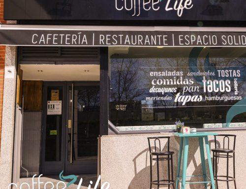 ¡Bienvenido/a al evento Café Solidario!